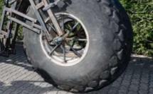 Accident mortel vélo poids lourd place de l'Etoile à Paris