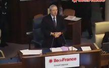 Jean-Paul Huchon perd 3 voix