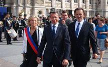 Jean-François Legaret candidat à la présidence du groupe UMPPA au Conseil de Paris
