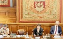 Rapport de la Cour des comptes au conseil de Paris : Marcel Campion écoute et parle