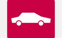 Appel à témoins suite à un accident grave piéton contre taxi