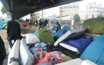 Préfet de police : la Ville de Paris avait demandé à la justice d'expulser les migrants de son domaine public