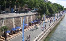 Paris Plage : la lointaine cousine des (futures) voies sur berges ?
