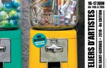 8e édition des Portes Ouvertes des Ateliers d'Artistes du Pré Saint-Gervais - ATELIERS-EST