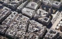 Paris : incendie et grosse frayeur sur le chantier de la Samaritaine