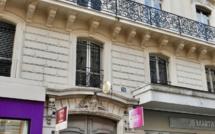 Paris : les pompiers aident le cambrioleur à descendre d'un appartement