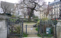 Paris : une quarantaine de personnes s'affrontent dans le square Aristide Cavaillé Coll