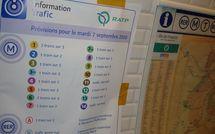 Transport en commun à Paris : le point sur la journée du 7 septembre 2010