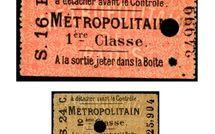 Le ticket de métro a une histoire