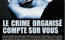 Trafic de cigarettes : 156.500 paquets saisis