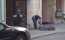 Colis suspect : une valise explose dans le 6e arrondissement