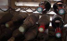 Vol de bouteilles au cutter dans une épicerie