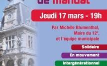 17 mars 2011 :  Compte-rendu de mandat du maire du 12e