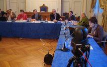 Romain Lévy se bat contre la fermeture du commissariat du 6e