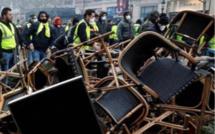 Acte 2 de la mobilisation des Gilets Jaunes à Paris
