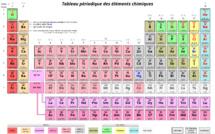 Le Prix Nobel de Chimie à Paris pour le lancement de l'Année internationale du Tableau périodique des éléments chimiques