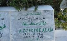 Paris : une plaque de rue en l'honneur d'Azzedine Alaïa à l'occasion de la semaine de la mode