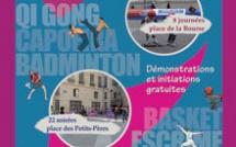 Jusqu'au 4 septembre 2011 : Pour le plaisir du sport… en plein air
