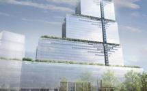 La tour des Batignolles : une tour luxueuse et plus grand bâtiment judiciaire d'Europe