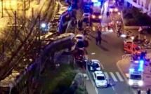 Deux tramways entrent en collision et font plusieurs blessés