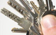Le cambrioleur aux 176 trousseaux de clefs