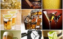 Vol d'alcool par le club des cinq