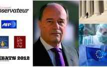 21 septembre 2011 : débat avec Jean-Michel Baylet patron de presse
