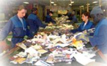 26 novembre 2011 : Le centre des déchets ouvre ses portes au public