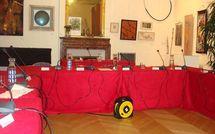 1er décembre 2011 : CICA et conseil du 2e arrondissement