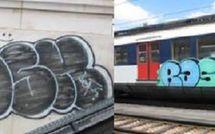 Le tagueur de RER arrêté à Boston