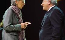 Christine Lagarde, du gouvernement au conseil de Paris en passant par le FMI, part à la BCE