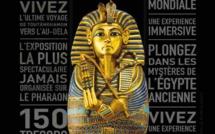 Tutankhamun : Priceless Treasures Return to Paris for the first time since 1967