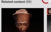 Une effigie de Toutankhamon vendue aux enchères à Londres contre l'avis du Caire