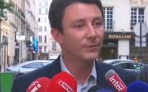 Benjamin Griveaux est le candidat d'En Marche pour les municipales à Paris