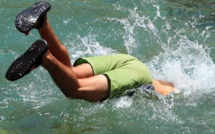 Nouvelles chutes dans la Seine et suicide rue Sainte Anne