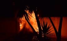 Rixes et incendie criminel à Paris Plage