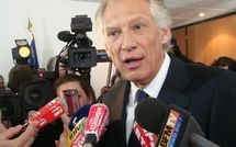 Dominique de Villepin face à Nicolas Sarkozy