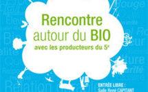 26, 27 et 28 janvier 2012 : les producteurs BIO à la mairie du 5e arrondissement