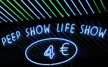Chaud le peep-show