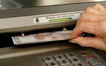 Flagrant délit de vol de billets