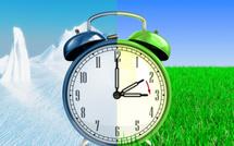 Passage à l'heure d'été le dimanche 25 mars 2012