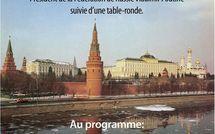 7 mai 2012 : Inauguration en direct du Président de la Fédération de Russie