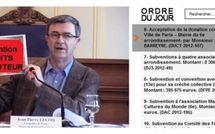 Oeuvre de Léon Gischia reproduite par la mairie du 6e : quid des droits d'auteur ?