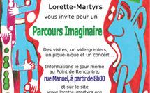 3 juin 2012 : Fête du conseil de quartier Lorette - Martyrs dans le 9e arrondissement