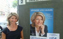 Béatrice Lecouturier veut être présente dans l'hémicycle à chaque vote