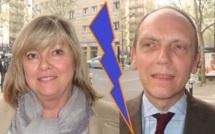Les consignes de vote de Valérie Paparemborde et de Thierry Coudert