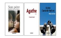 3 juillet 2012 : Isabelle Mercat-Maheu, Françoise Sounet et Philippe Abraham font leur mardi littéraire au Café de la Mairie