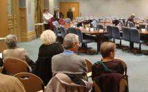 2 juillet 2012 : conseil du 15e arrondissement