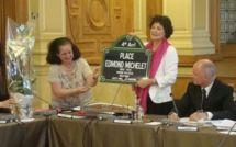 Les au revoir de Dominique Bertinotti à la mairie du 4e arrondissement