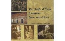 """26 juillet 2012 : Alain Chaoulli présente """"Les Juifs d'Iran à travers leurs musiciens"""" à la Maison des Associations"""